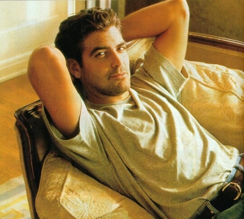 George Clooney (looking hot!!)