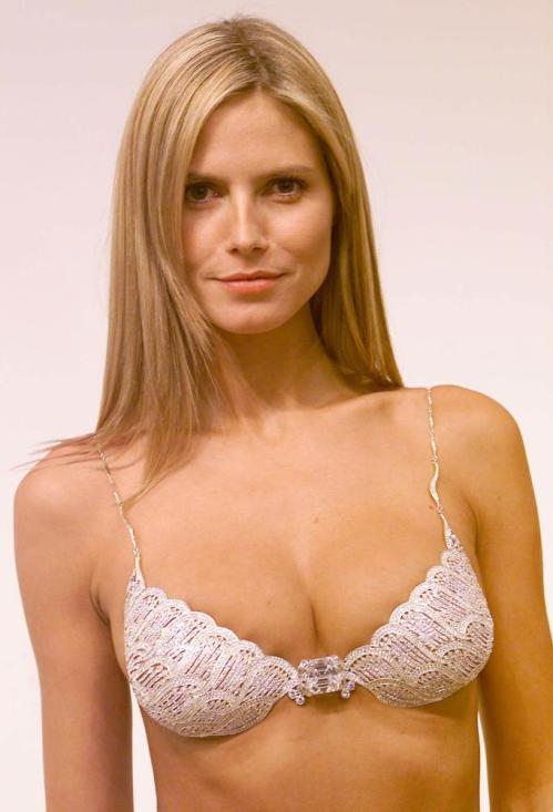 2007 Victoria Secret's Million $ bra