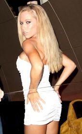 Kendra Wilkinson former girlfriend of Hugh Hefner