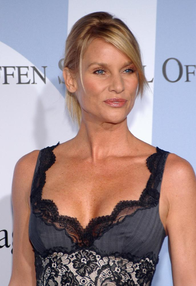 Nicollette Sheridan was celebrating her 45th birthday with friends and ...